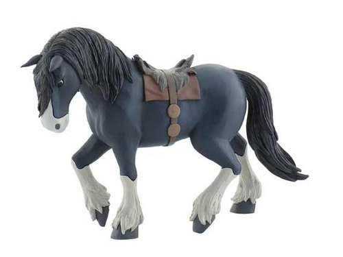 Bullyland 12828 Angus 10 cm aus Disney Merida Legende der Highlands