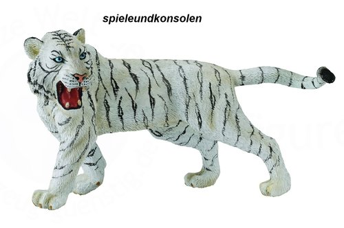 Collecta 88426 Weißer Tiger 11 cm Wildtiere