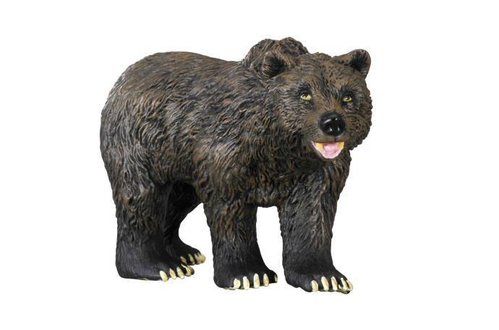 Collecta 88030 Grizzlybär 11 cm Wildtiere