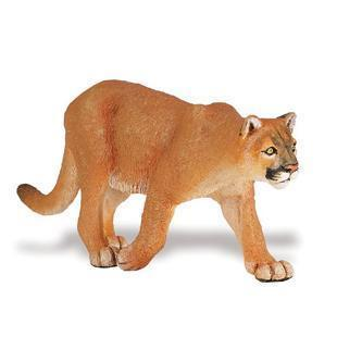 Safari Ltd 291829 Puma 14 cm Serie Wildtiere