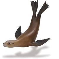 Safari Ltd 225029 Kalifornischer Seelöwe 11 cm Serie Wassertiere