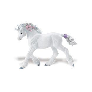 Safari Ltd 802929   Einhorn rosa 16 cm Serie Mythologie