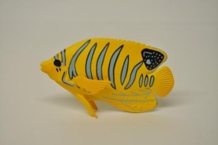 Pfauenauge-Kaiserfisch 9 cm Serie Tropenfische Maia /& Borges 17005