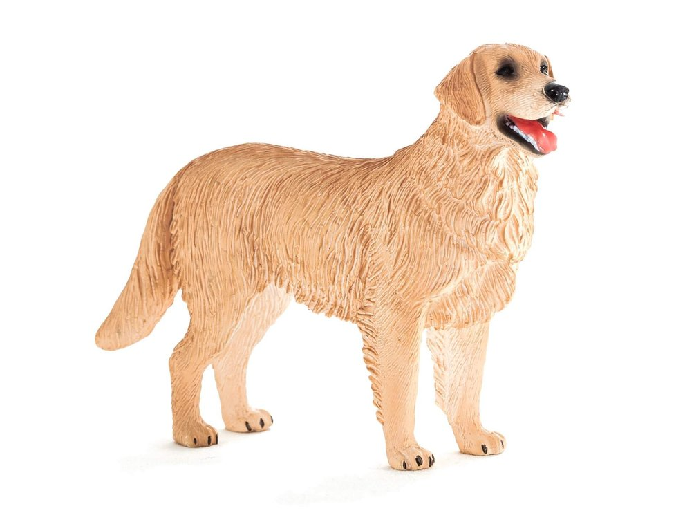 Mojo 387198 Golden Retriever 10 cm Bauernhof