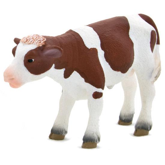 Hereford-Kalb aufschauend 7 cm Bauernhof Mojo 387083