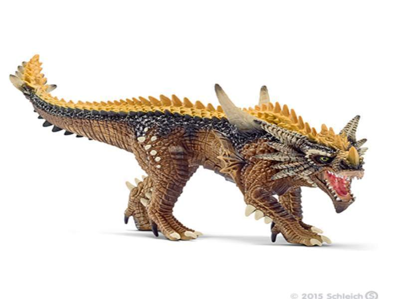 Schleich 70513 Drache Jäger 21 cm Serie World of Fantasy