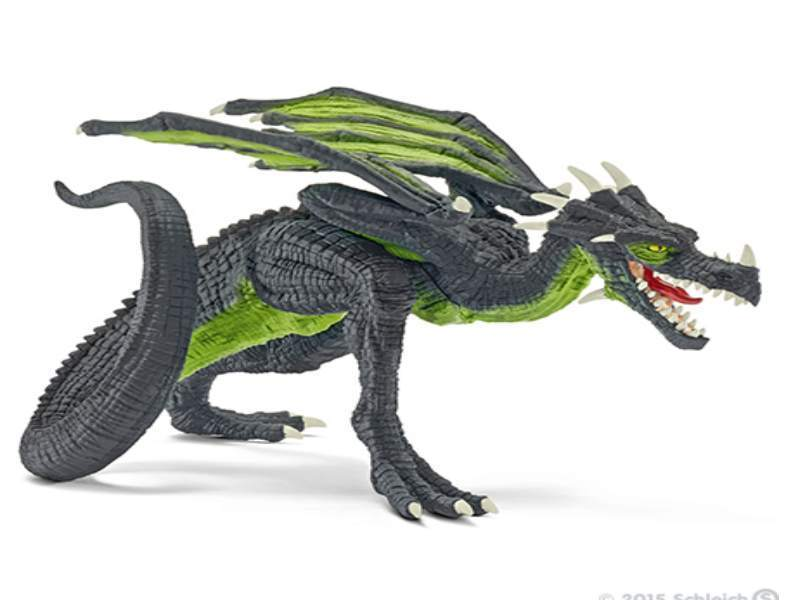 Schleich 70510 Drache Läufer 17 cm Serie World of Fantasy