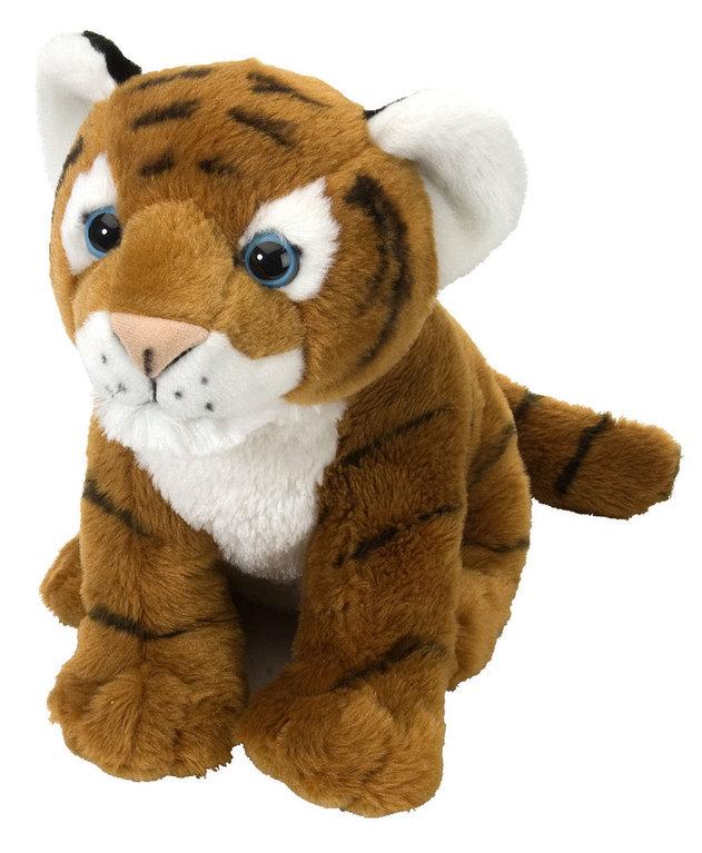wild republic 10916 tiger baby 30 cm kuscheltier pl schtier. Black Bedroom Furniture Sets. Home Design Ideas