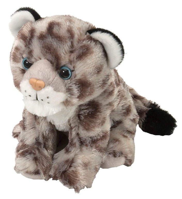 wild republic 10848 schneeleopard baby 20 cm kuscheltier pl schtier. Black Bedroom Furniture Sets. Home Design Ideas