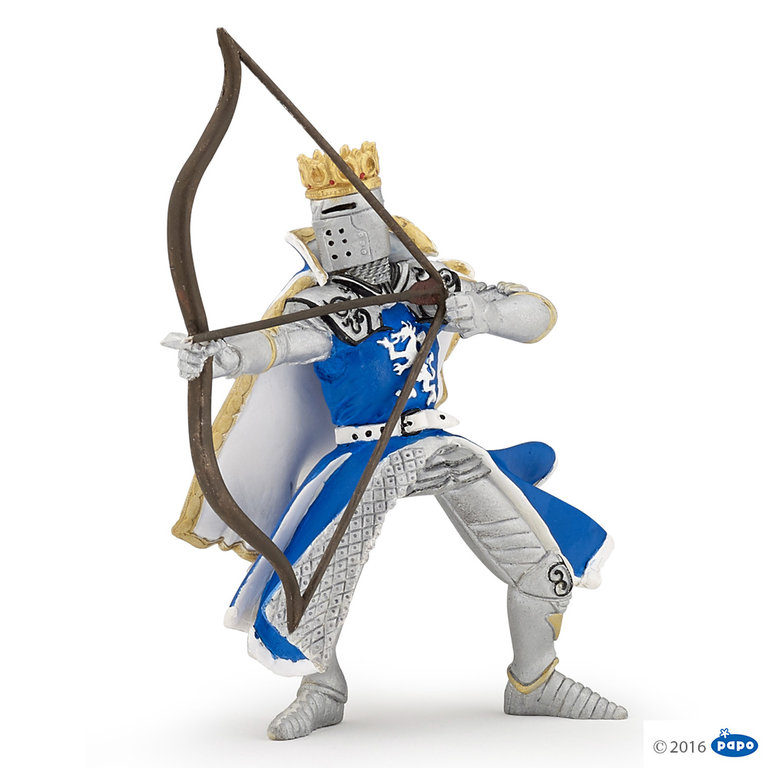 Papo 39797 Drachenkönig mit Schwert 9 cm Ritterwelt