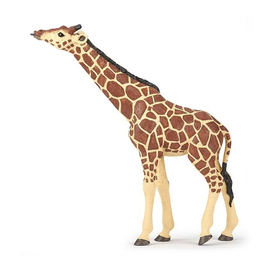 Papo 50096 Giraffe 19 cm Wildtiere