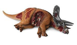 Collecta 88528 Triceratops liegend tot 18 cm Dinosaurier