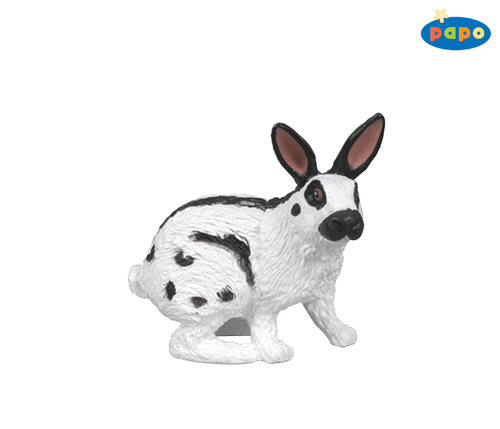 Papo 51025 rabbit 5 cm Farm