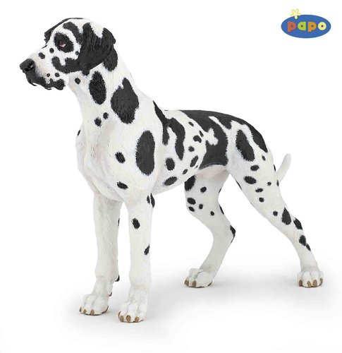Papo 54030 german mastiff 12 cm Dogs and Cats
