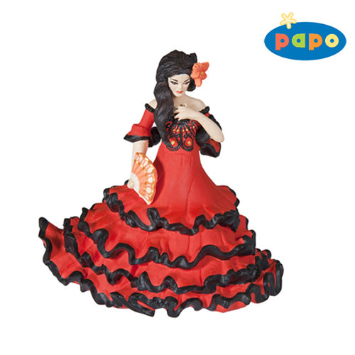 Papo 38818 andalusian princess 10 cm Fairy Tales