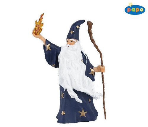 Papo 39005 merlin the wizard 11 cm Fairy Tales