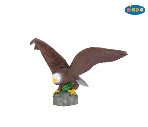 Papo 50030 eagle 13 cm Wild Animals