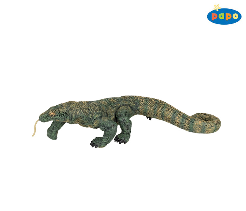 Papo 50103 komodo dragon 16 cm Wild Animals