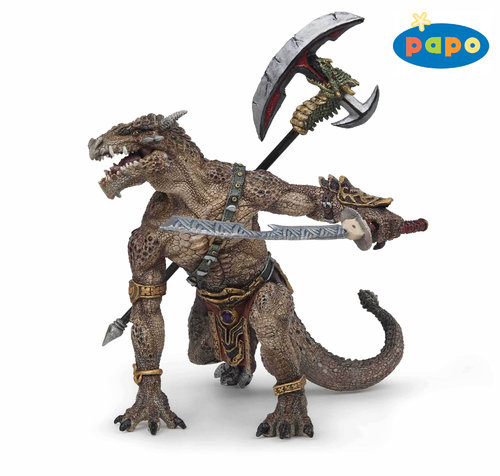 Papo 38975 dragon-mutant 14 cm Fantasy