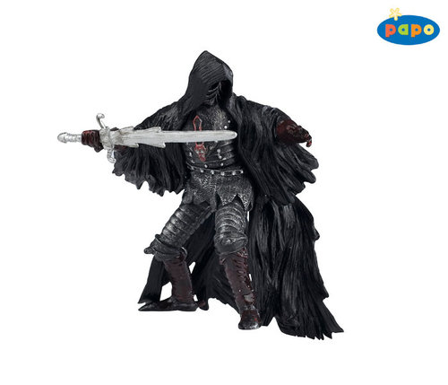 Papo 38901 faceless rider (black) 10 cm Fantasy