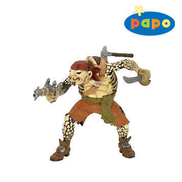 Papo 39461 tortoise-mutant 8 cm Pirate