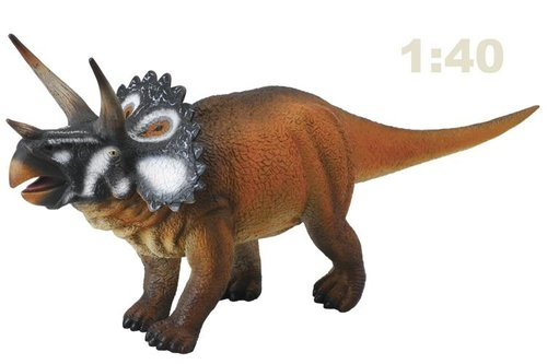 Collecta 88577 Triceratops 29 cm Deluxe 1:40  Dinosaurier
