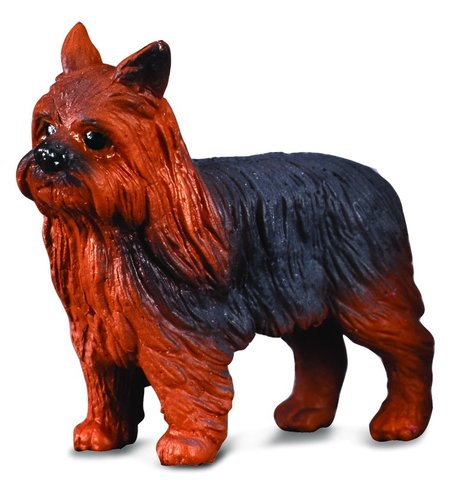 Collecta 88078 Yorkshire Terrier 3 cm Dogs and Cats