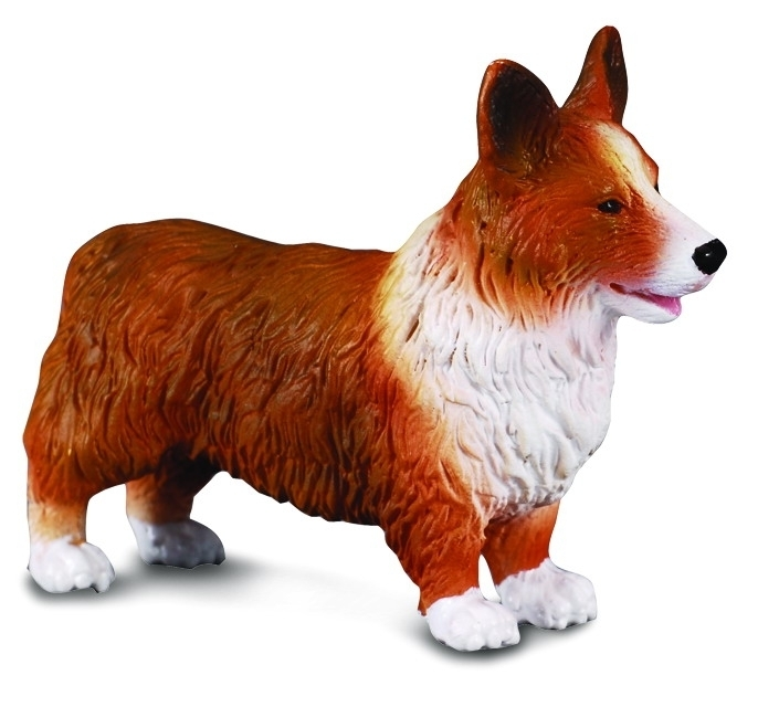 Collecta 88082 Welsh Corgi 5 cm Dogs and Cats