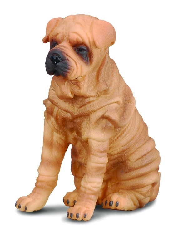 Collecta 88193 shar pei 8 cm Dogs and Cats