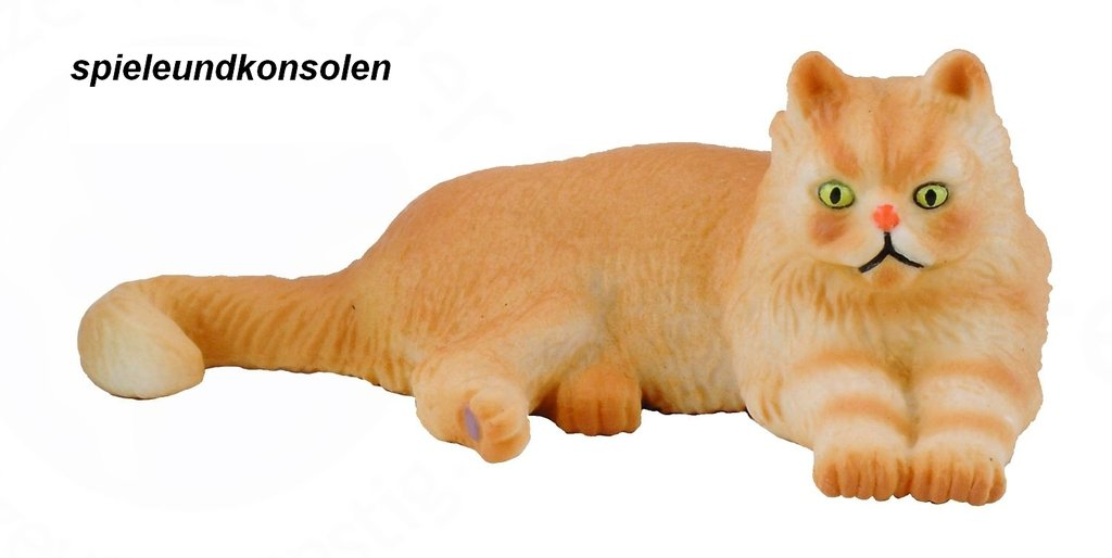 Collecta 88330 persian cat 7 cm Dogs and Cats