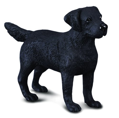 Collecta 88076 labrador dog 9 cm Dogs and Cats