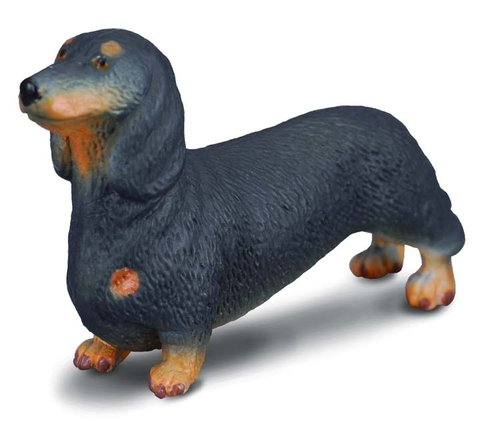 Collecta 88185 dachshund 4,5 cm Dogs and Cats