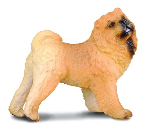 Collecta 88183 chow chow 7 cm Dogs and Cats