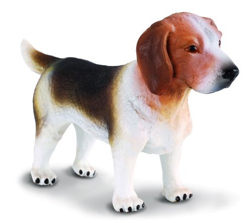 Collecta 88177 Beagle 7 cm Dogs and Cats