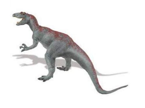 Safari Ltd 410901 Allosaurus 23 cm Serie Dinosaurier