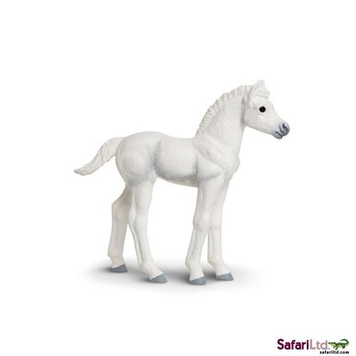 Safari Ltd 150605 Palominofohlen 8 cm Serie Pferde