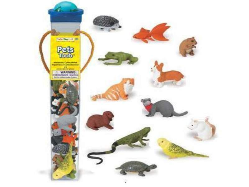 Safari Ltd 681404 Australien Leben Down Under 11 Minifiguren Serie Tubos-Röhren