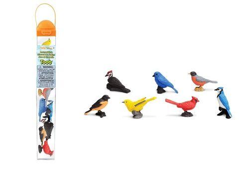 10 minifiguren série tubos-tubes safari Ltd 684204 Babies