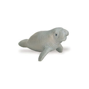 Safari Ltd 274029 Seekuhbaby 8,0 cm Serie Wassertiere