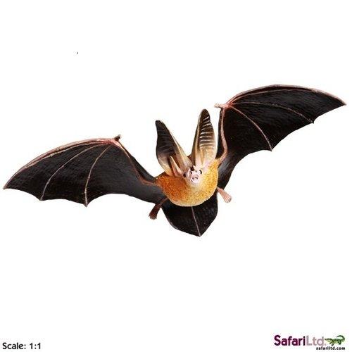 Safari Ltd 266829 Long-Eared Bat 25 cm Series Unbelievable Creatures