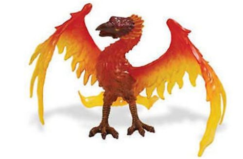 Safari Ltd 801329 Phoenix 14 cm Serie Mythologie