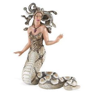 Safari Ltd 801929 Medusa 10 cm Serie Mythologie