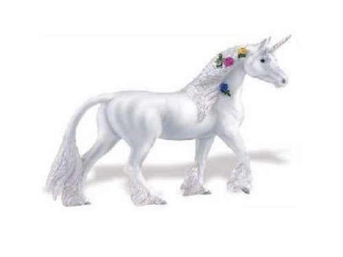 Safari Ltd 875529 Einhorn 14 cm Serie Mythologie