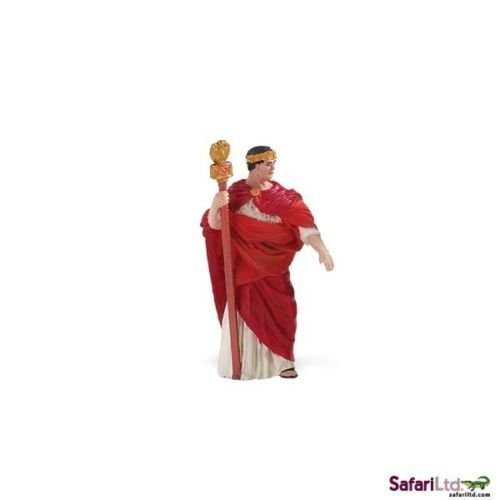 Safari Ltd 500204 emperor 7 cm Historical Collection Series People