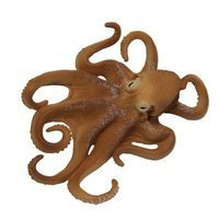Maia and Borges 13020 octopus 14 cm series sea animals