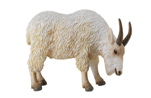 Collecta 88376 mountain goat Billy 8 cm Wild Animals