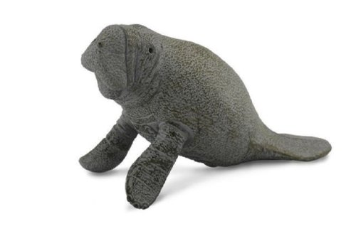 Collecta 88457 manatee sitting 9 cm Water Animals