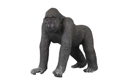 Collecta 88033 Western Gorilla 10 cm Wild Animals