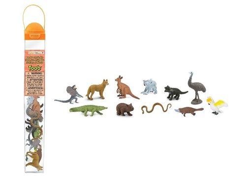 Reptiles 16 Minifiguren Série Domaine Safari Ltd 695704