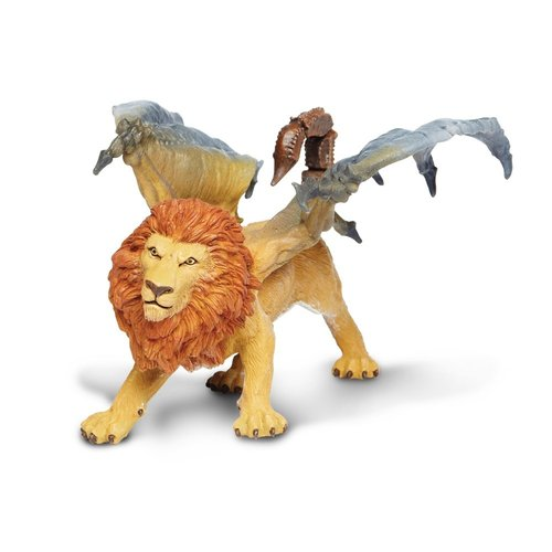Safari Ltd 802629 Mantikor 11 cm Serie Mythologie